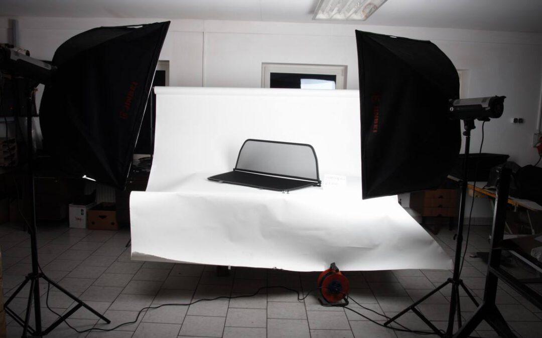 Zdjęcia i filmy produktowe