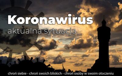 Koronawirus aktualna sytuacja