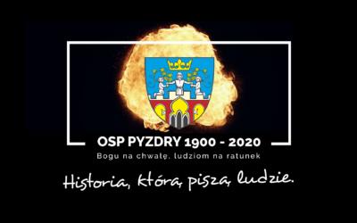 Historia, którą piszą ludzie – 120 lat OSP w Pyzdrach