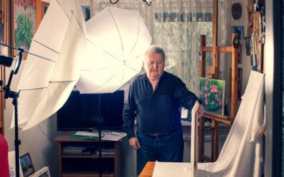 Andrzej Niedzielski – obrazy, grafiki, rzeźba – WRZEŚNIA