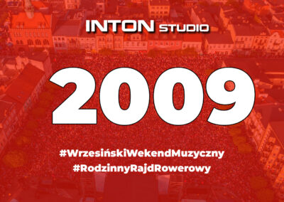 2009 Wrzesiński Weekend Muzyczny i Rajd Rowerowy