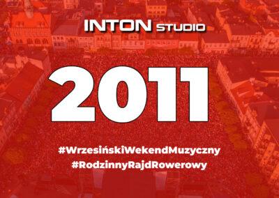 2011 Wrzesiński Weekend Muzyczny i Rajd Rowerowy