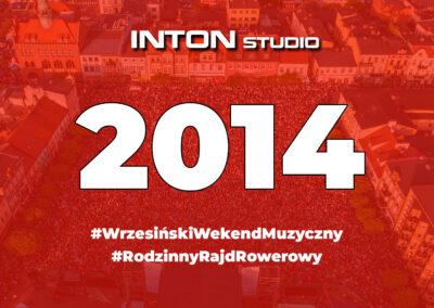 2014 Wrzesiński Weekend Muzyczny i Rajd Rowerowy