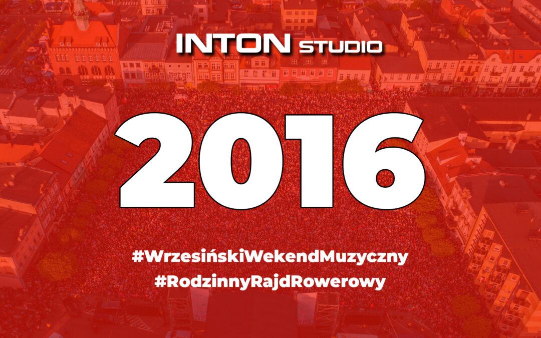 2016 Wrzesiński Weekend Muzyczny i Rajd Rowerowy