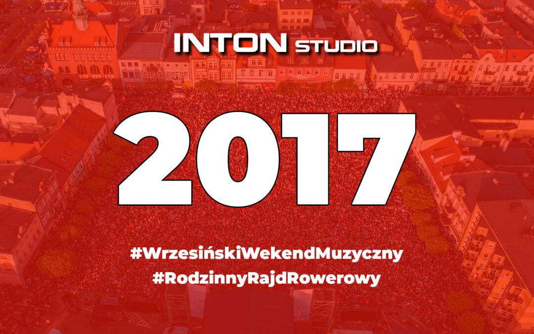 2017 Wrzesiński Weekend Muzyczny i Rajd Rowerowy