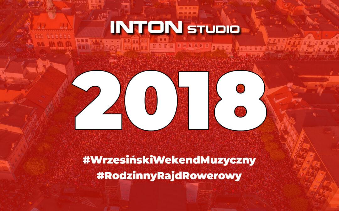 2018 Wrzesiński Weekend Muzyczny i Rajd Rowerowy